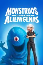 Monstruos contra alienígenas