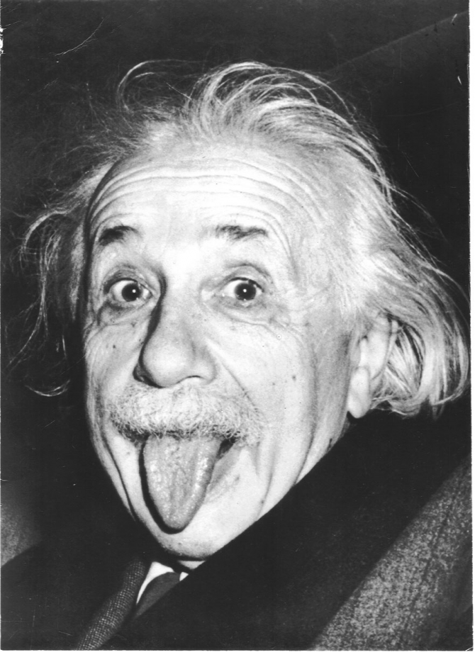 Albert Einstein - Alemania