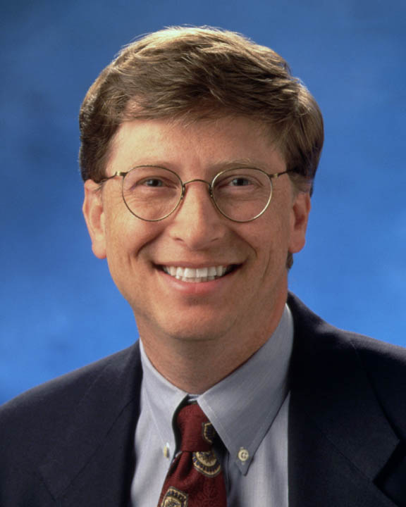 Bill Gates - Estados Unidos