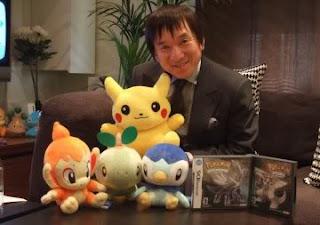 Satoshi Tajiri - Japón