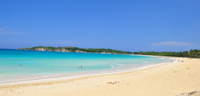 Пляж Эль Макао