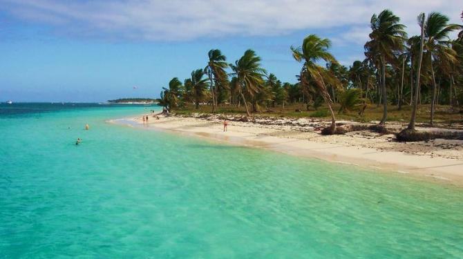 as melhores praias da república dominicana