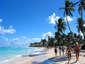 Plage de Punta Cana