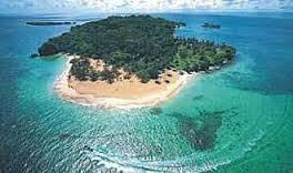 Praia de Cayo Levantado