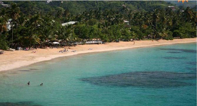 Praia Las Terrenas