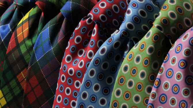 Die elegantesten Krawattenknoten