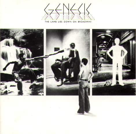 Genesis-The Lamb Lies Donw On Broadway