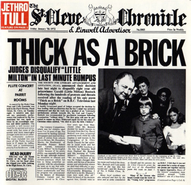 Jethro Tull-This as a Brick
