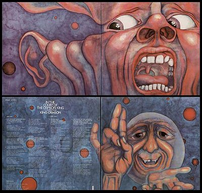 King Crimson-In The Court of the King Crimson