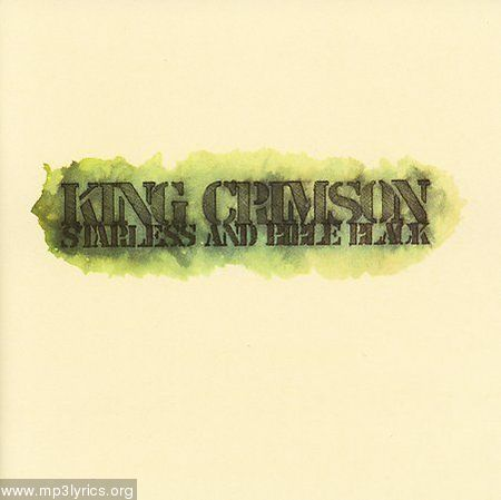King Crimson-Starless and Bible Black