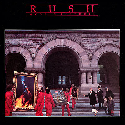 Rush-Moving Picture
