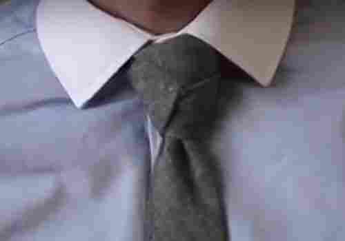The trinity tie knot