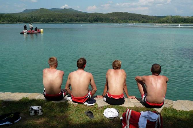 ทะเลสาบ Banyoles