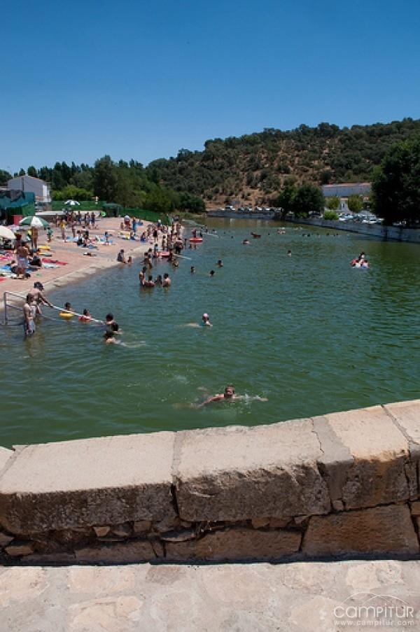 Beach of San Nicolás del Puerto (Seville)