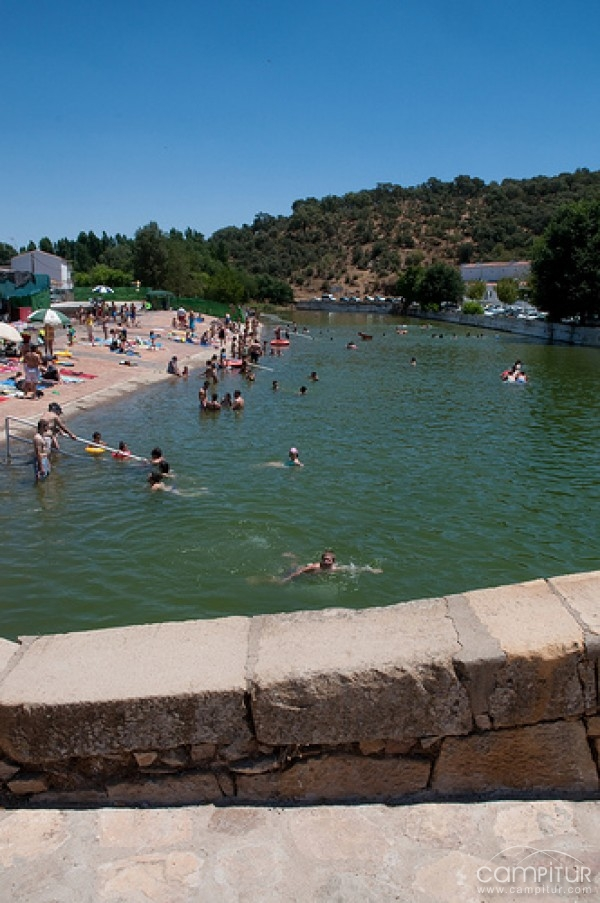 Playa de San Nicolás del Puerto (Sevilla)