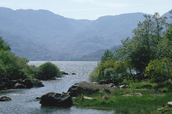 Sanabria sjön (Zamora)