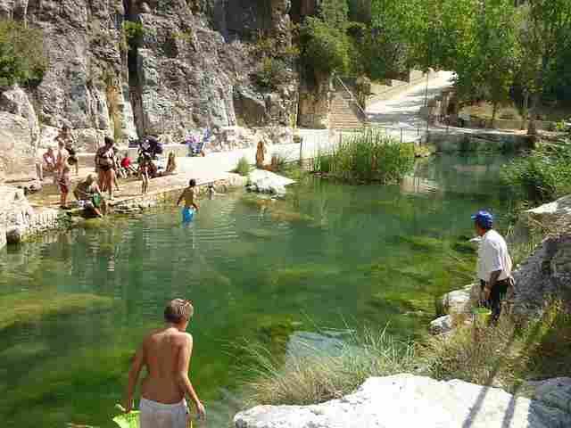 The Fontcalda (Tarragona)