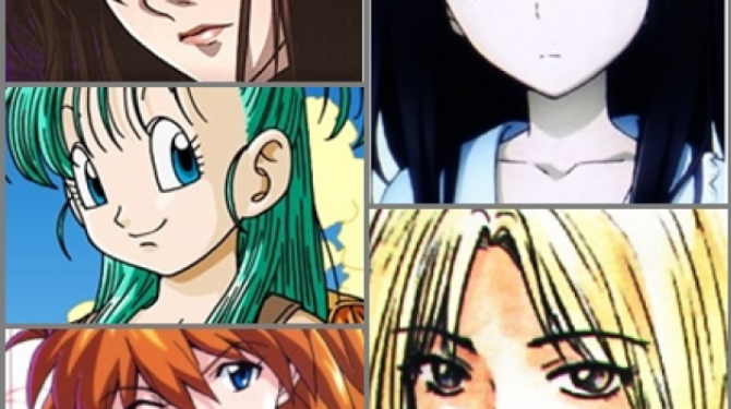 The most intelligent female characters in Anime