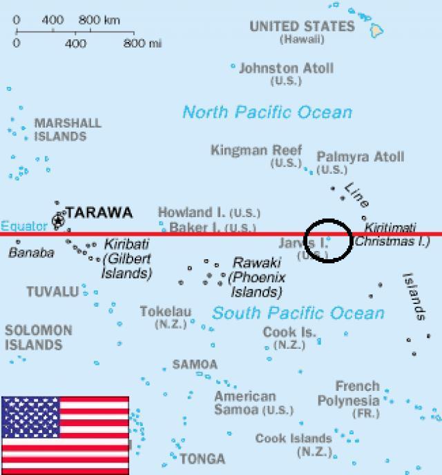 Остров Джарвис (Соединенные Штаты)