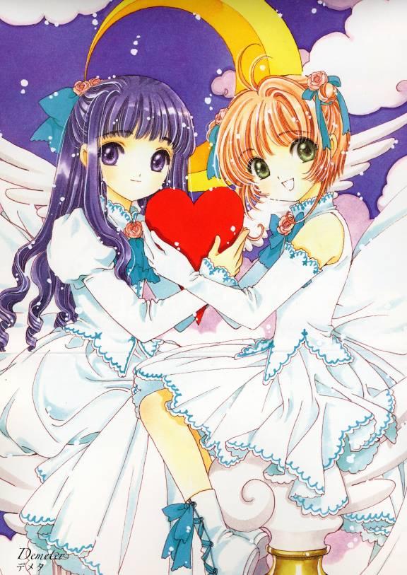 Sakura e Tomoyo