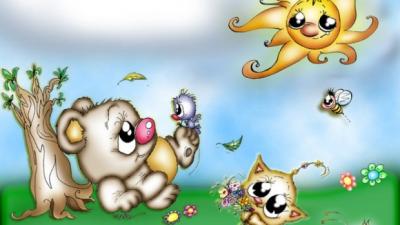 Cei mai tandri bebeluși din lumea animalelor sălbatice