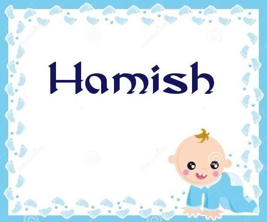 Хэмиш