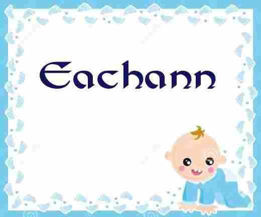 Eachann