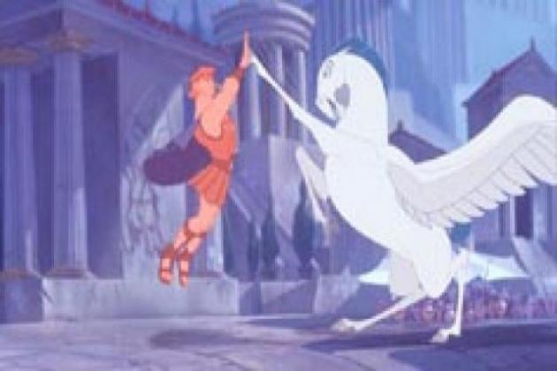 Hércules e Pégaso