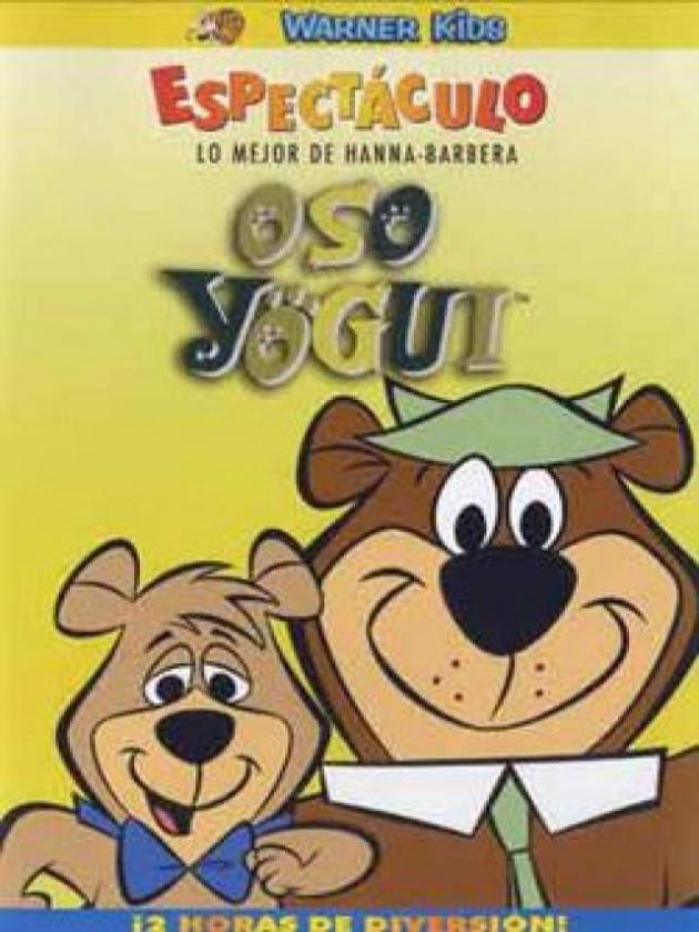 O urso iogue e Bubú