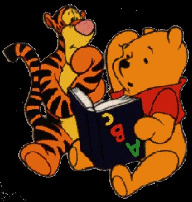 Pooh y Tiger