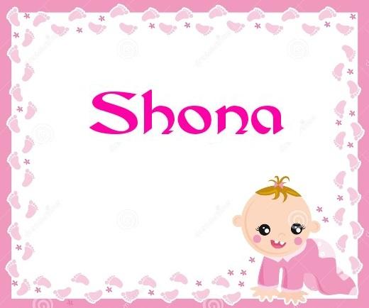 Shona