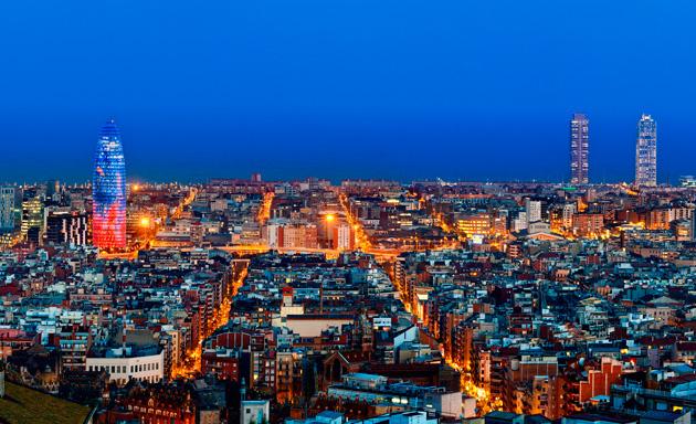 Barcelona: den perfekta staden