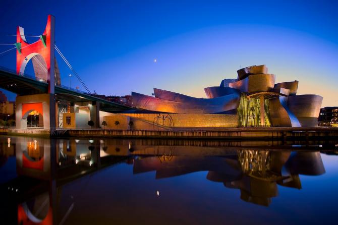 Bilbao: va trebui să vă întoarceți din nou și din nou