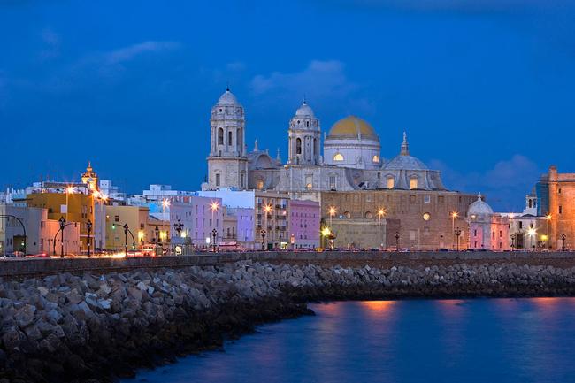 Cadiz: bandar kehidupan yang baik