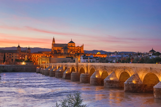 Córdoba: no querrás irte a dormir
