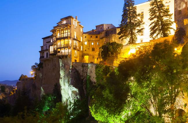 Cuenca: tempat yang indah