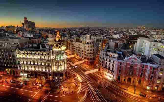 Madrid: la ciudad que nunca duerme