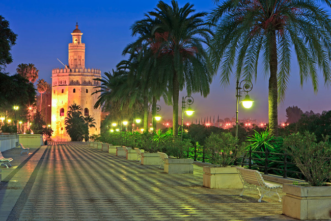 Seville: sebuah bandar yang menghipnotis