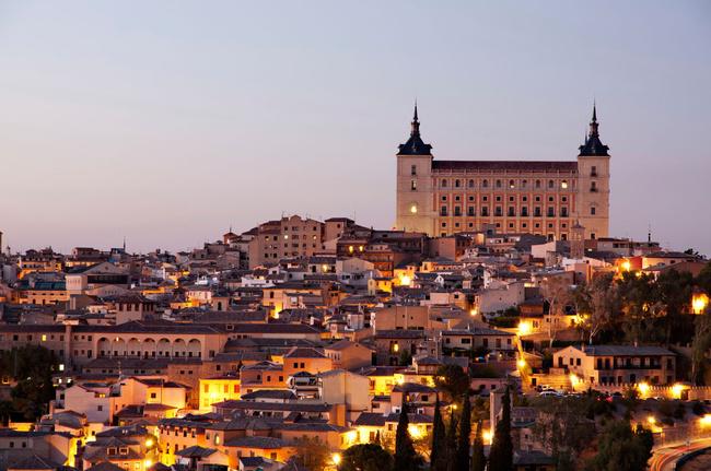 Toledo: bandar legenda dan tradisi