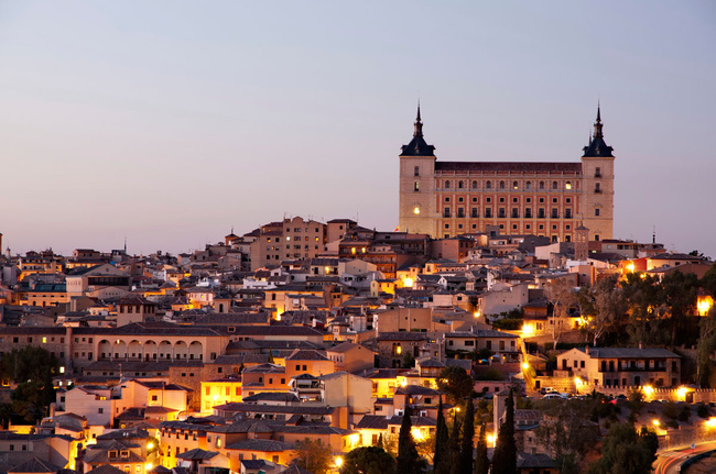 Toledo: legender och traditioners stad