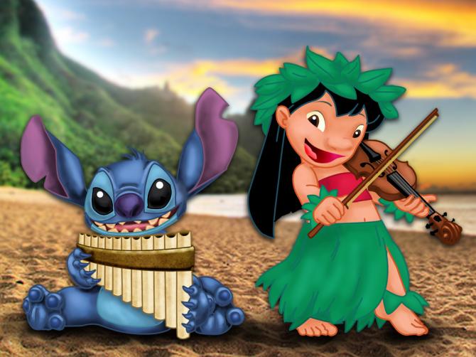 Lilo och Stitch