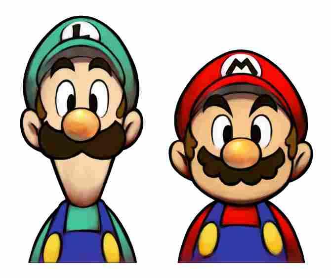 Mario dan Luigi