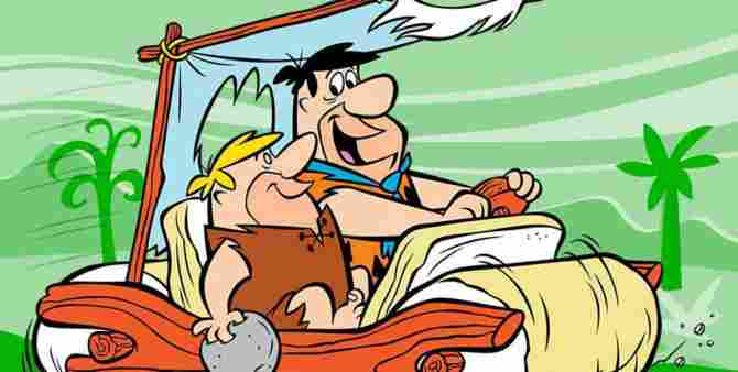 Pedro Flintstones and Pablo Marble