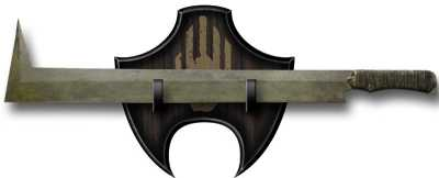 Uruk-hai sword