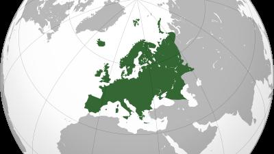 Orașele europene cu mai multă populație