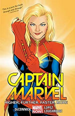 Captain Marvel Vol. 1: Higher