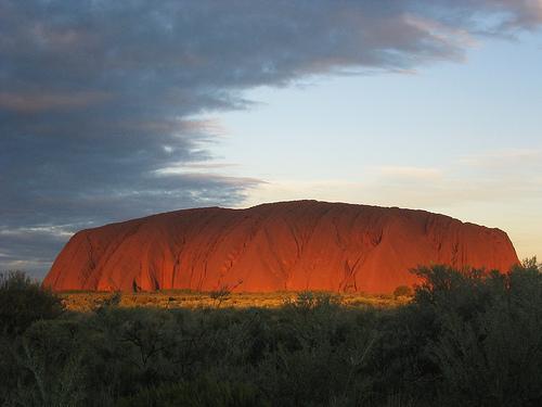 Айерс Рок (Австралия)