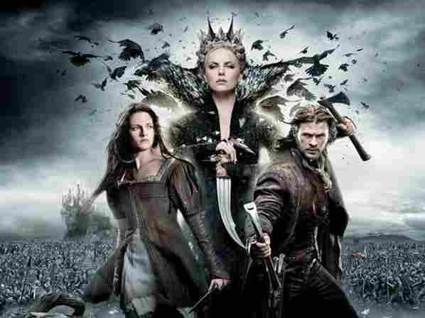 Branca de Neve e o Caçador (2012)