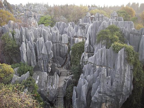 Huayllay Stone Forest (Перу)