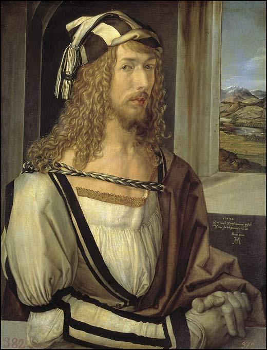Alberto Dürer.